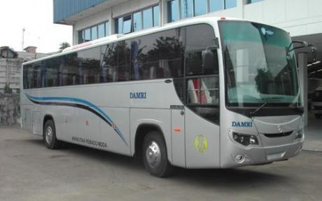 Angkutan Pemadu Moda Bandara dan antar kota antar provinsi DAMRI